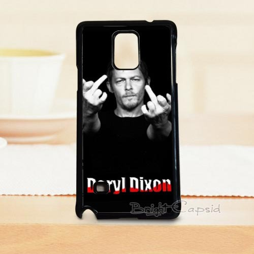 Best Sales The Walking Dead Wholesale Custom Hard Cell Protective Phone Case For Samsung Note 4 Phones Free Shipping(China (Mainland))