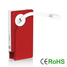 Hand Crank Mobile Phone Charger With LED Flashlight 2200mAh Outdoor Emergency Portable Power Bank