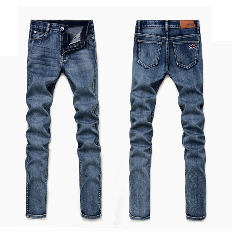 2014 New Mens Jeans,Fashion Famous Brand Jeans Men,Designer Pants,Denim Men Large Size - AOXUAN CLOTHING CO.,Ltd store