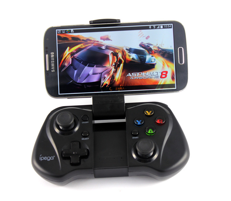 PG-9052 iPega Wireless Bluetooth Game Gaming Controller Joystick Gamepad only for Android MTK cell phone Tablet PC TV BOX<br><br>Aliexpress