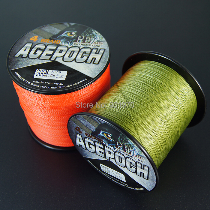 Buy agepoch brand 300m 330yards for 30 lb fishing line