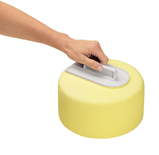 Cake Frosting Accessories : Hot Sell Cake Smoother Polisher fondant cake decorating ...