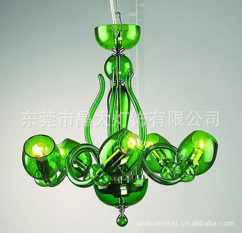 Pendant Lights crystal lamp living room lights, modern low-pressure crystal lamp - star hotel lighting supplier Crystal Lamp(China (Mainland))