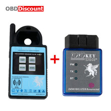 Buy Mini ND900 Transponder Key Programmer Plus Toyo Key OBD II Key Pro Support 4C 4D 46 G H Chips for $350.00 in AliExpress store