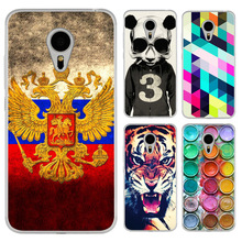 Meizu M2 Note Case Cover 5.5 inch Colorful Painting Hard Plastic Phone Back Protective Case FOR Meizu M2 Note Case Cover