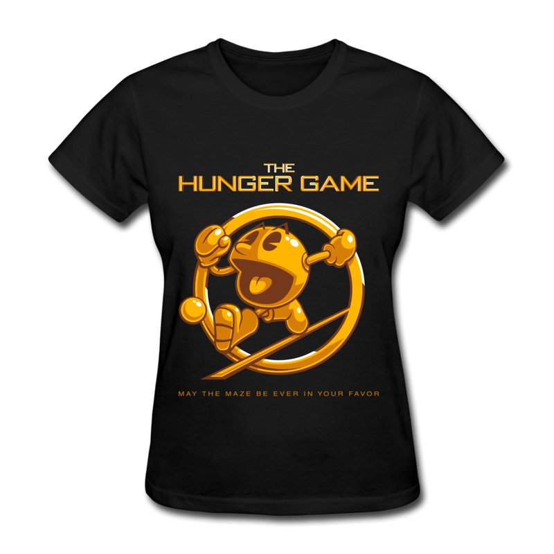 Top brand casual t shirt womens the original hunger game for Best casual t shirts