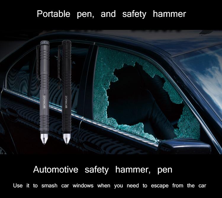 Много-функциональная ручка Tomase EDC