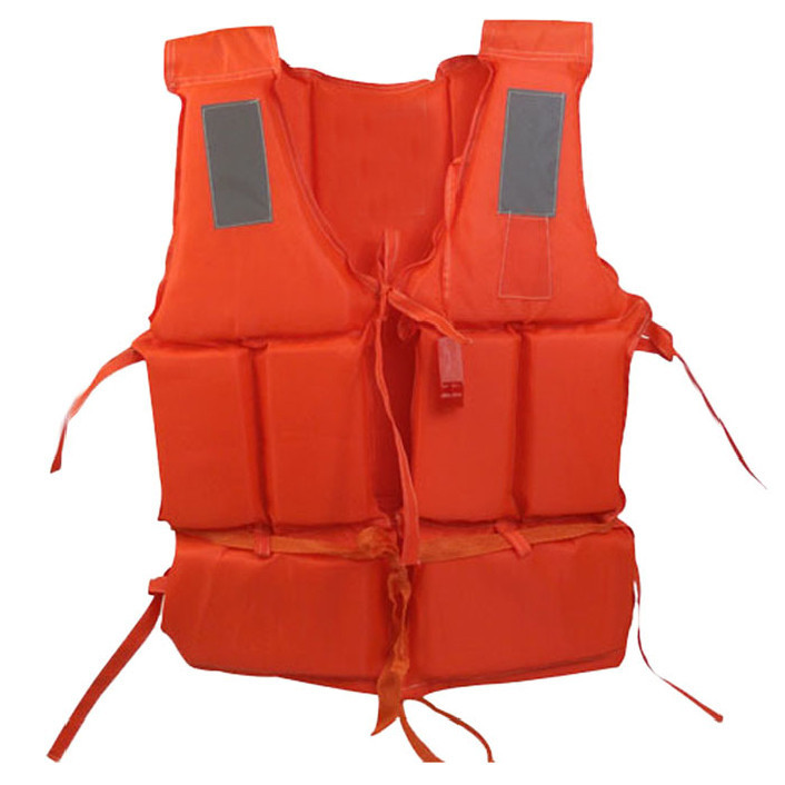 Attractive Foam Lifejacket With a Whistle Swimwear Adult Inflatable Boat Designed Reservoir June 17(China (Mainland))