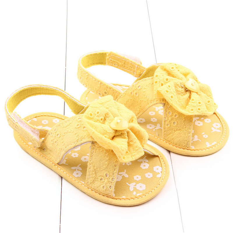 2016 Summer Baby Shoes Girls Large Flower Canvas Shoes Toddler Baby Shoes First walker(China (Mainland))