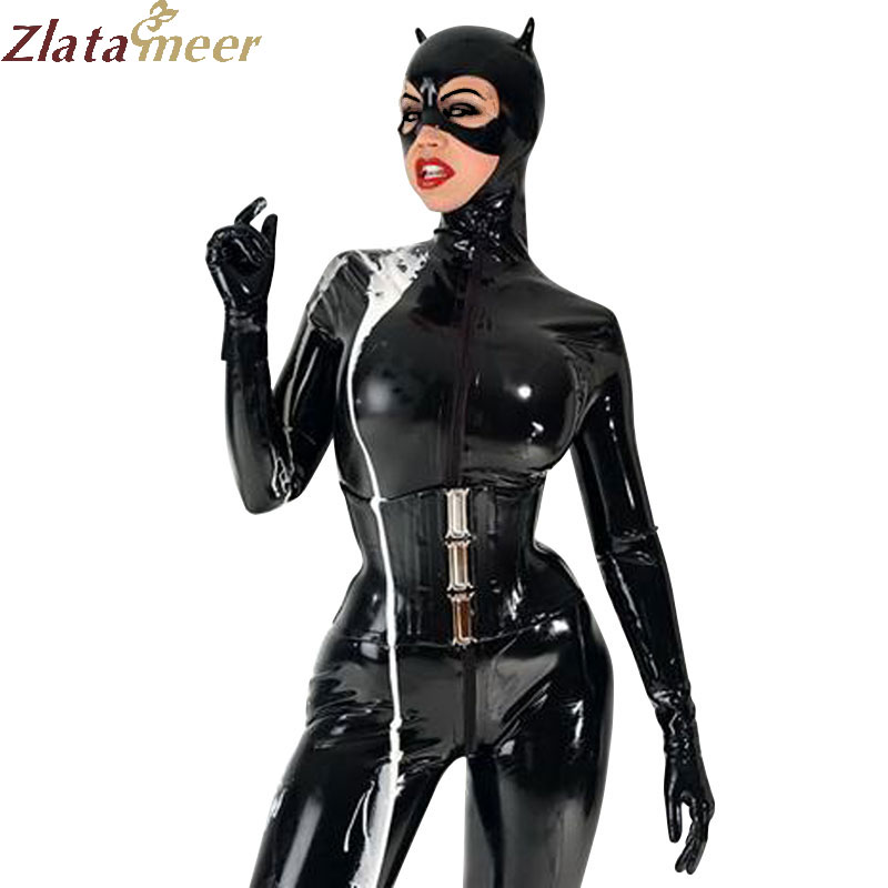 achetez en gros women wearing rubber suits en ligne des grossistes women wearing rubber suits. Black Bedroom Furniture Sets. Home Design Ideas