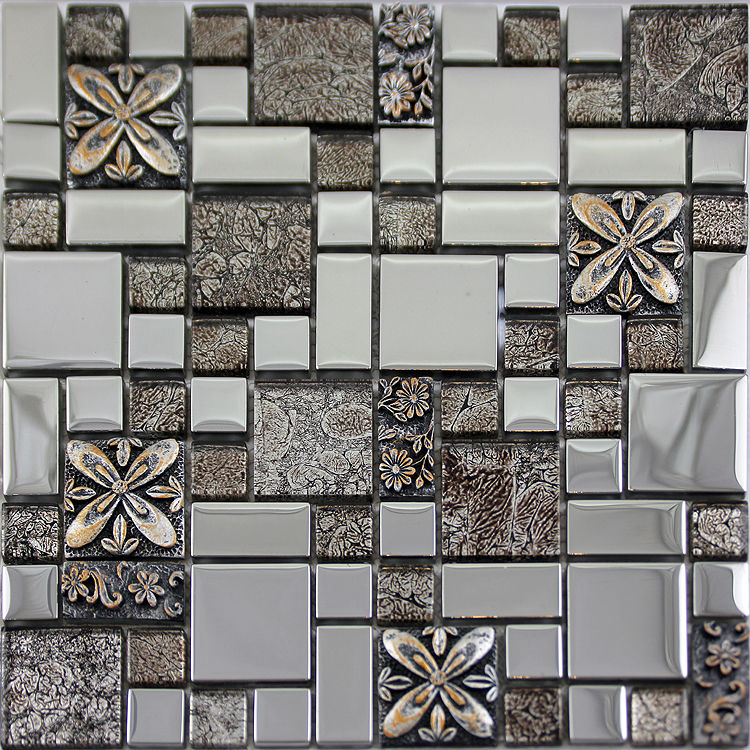 Online buy wholesale mosaic craft tile from china mosaic for Craft mosaic tiles bulk