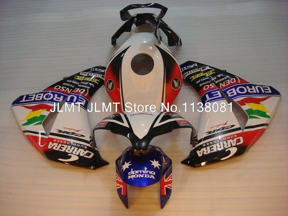 09 10 Fireblade Fairing for HONDA CARRERA LEE for Honda Cbr1000rr 2011 Injection Abs Fairing 08 11 pieces(China (Mainland))