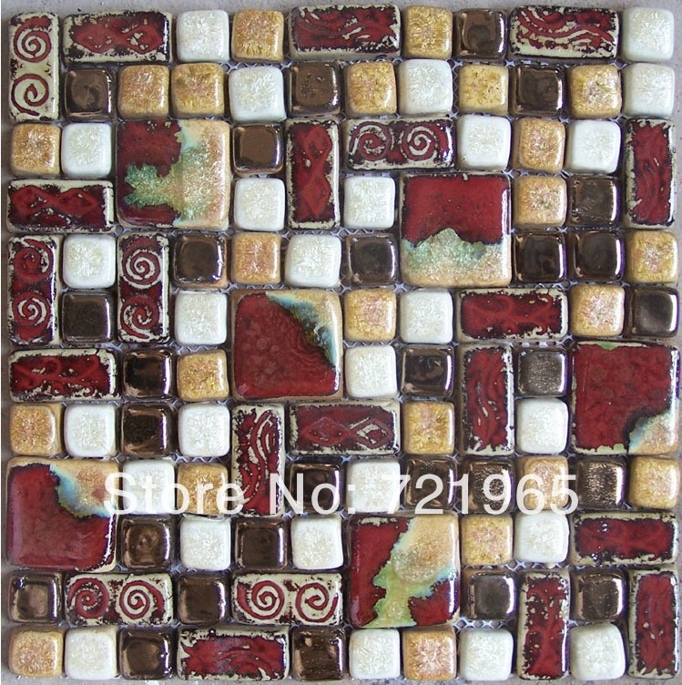 Ceramic tile crafts