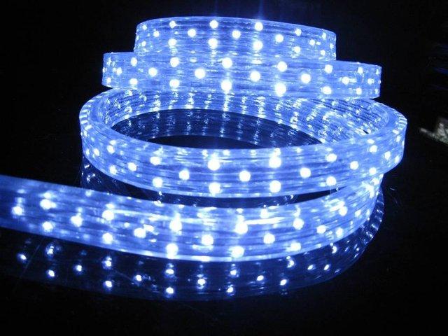 100m/roll LED 4 wires flat rope light;36leds/m;size:11mm*22mm;DC12V/24V/AC110/220V are optional;warm white color
