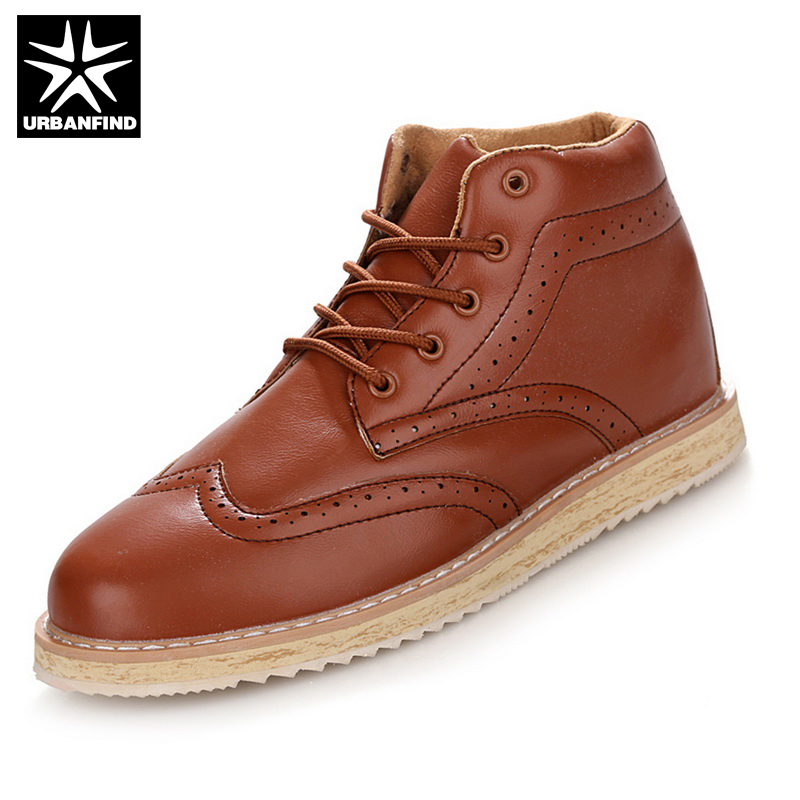 aliexpress buy urbanfind fashion boots leather
