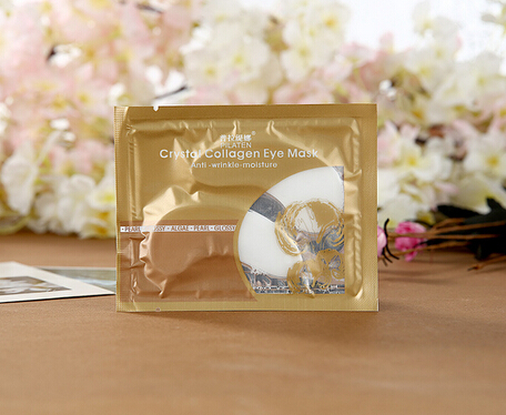 Collagen eye mask to stick to black rim of the eye to eye bags fade out fine lines hydrating(China (Mainland))