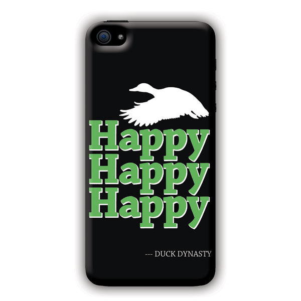 Cheap Cell Phone Cases Duck Dynasty happy green For iPhone 5c Case Phone Cases For T Mobile Mytouch Q(China (Mainland))