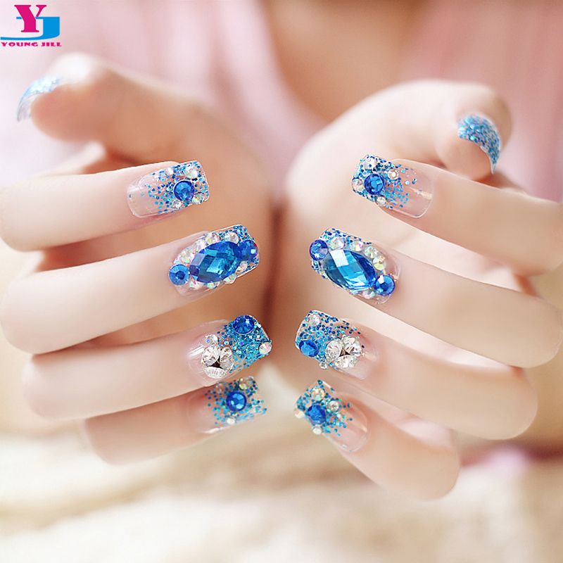 Online buy wholesale 3d fake nails from china 3d fake for 3d nail decoration