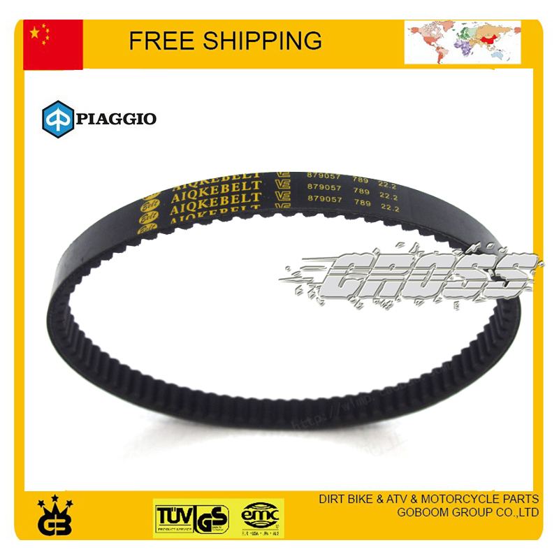 zongshen piaggio FLY125 FLY150 font b GY6 b font 125cc 150cc Scooter Parts Drive Belt drving