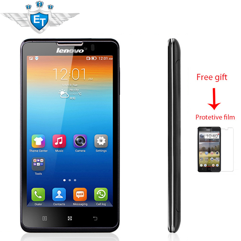 "Original Lenovo P780 Cell Phones MTK6589 Quad Core 5"" 1280x720 Android 4.2 Gorilla Glass1280x720 1GB RAM 8.0MP 4000mAh Battery(China (Mainland))"