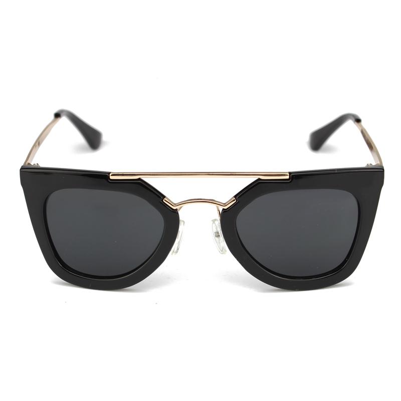 cat eye sunglasses women black pink vintage gafas oculos de sol feminino escuro so real sunglasses new 2015 fashion club master(China (Mainland))