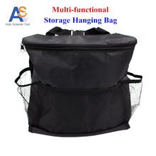 Multi-functional Car Seat Back Hanging Storage Bag Stroller Pocket Tissue Cigarette for Travel Baby Food Water Heat Retaining(China (Mainland))