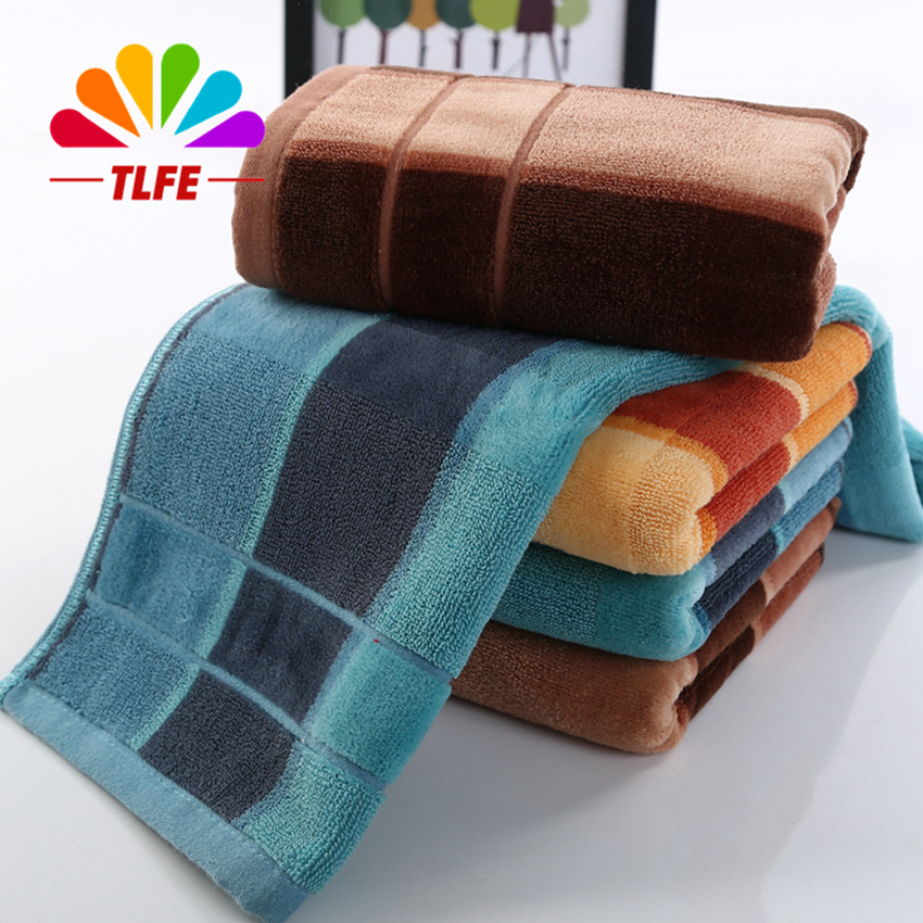 TLFE Hot Sale Brand Towels 100% Cotton Hand Face Bath Towels for Adults Gift Towels Set Bathroom Use Home Textile toallas FD117(China (Mainland))