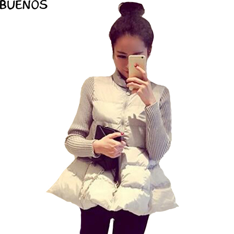 Winter Jackets Women Plus Size Double Breasted Down Coat Parka Long Slim Thin Fur Collar Hooded Cotton Padded Coat BN657
