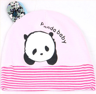 New Autumn Winter Cartoon Cotton Baby Hat Girl Boy Infant Kids Caps Brand Candy Color Child Toddler Hat Baby Beanies Accessories(China (Mainland))