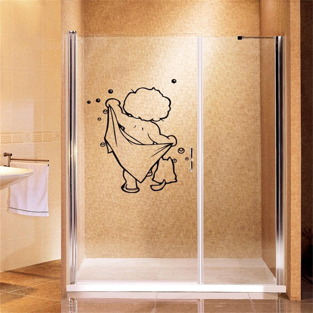 Hoge kwaliteit glas douche badkamer koop goedkope glas douche ...