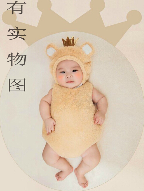 Childrens photography studio portrait of 2014 theme fashion apparel wholesale 100 day old baby fashion G-79<br><br>Aliexpress