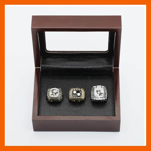 Gorgeous Ring sets with Wooden Boxes Replica Hockey Copper High Quality 4pcs/Packs New York Islanders Championship Ring<br><br>Aliexpress