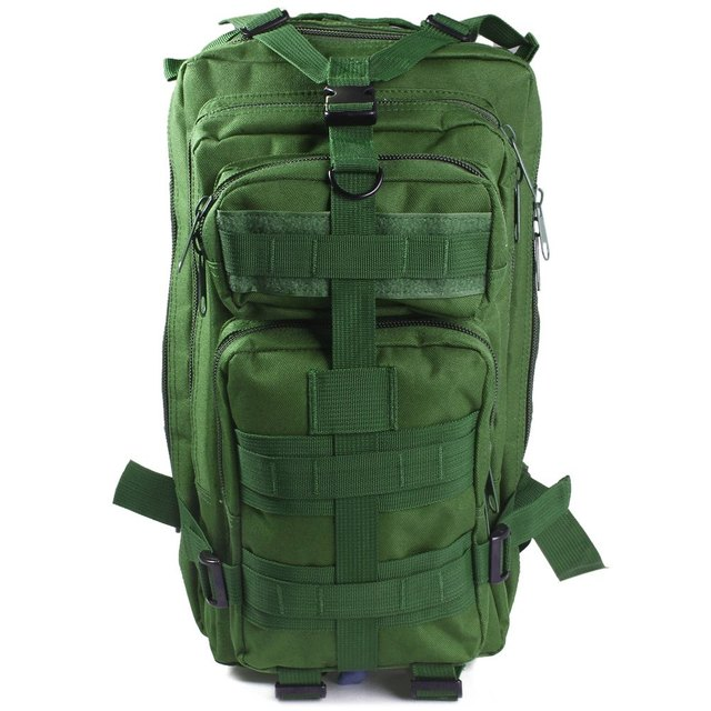 2016 Men Women Outdoor Military Army Tactical Backpack Trekking Sport Travel Rucksacks Camping Hiking Trekking Camouflage Bag