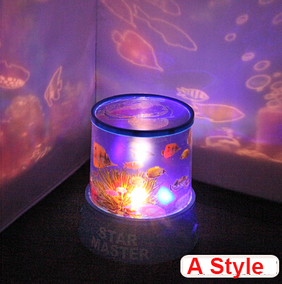 Star Sky Romatic Gift Cosmos Star Master Projector LED Starry Night Light Lamp Powered By AAA battery(China (Mainland))