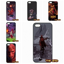 Buy Hellboy Hell Boy Comic Character Cell Phone Cases Covers Samsung Galaxy Core prime Grand prime ACE 2 3 4 E5 E7 Alpha for $4.99 in AliExpress store