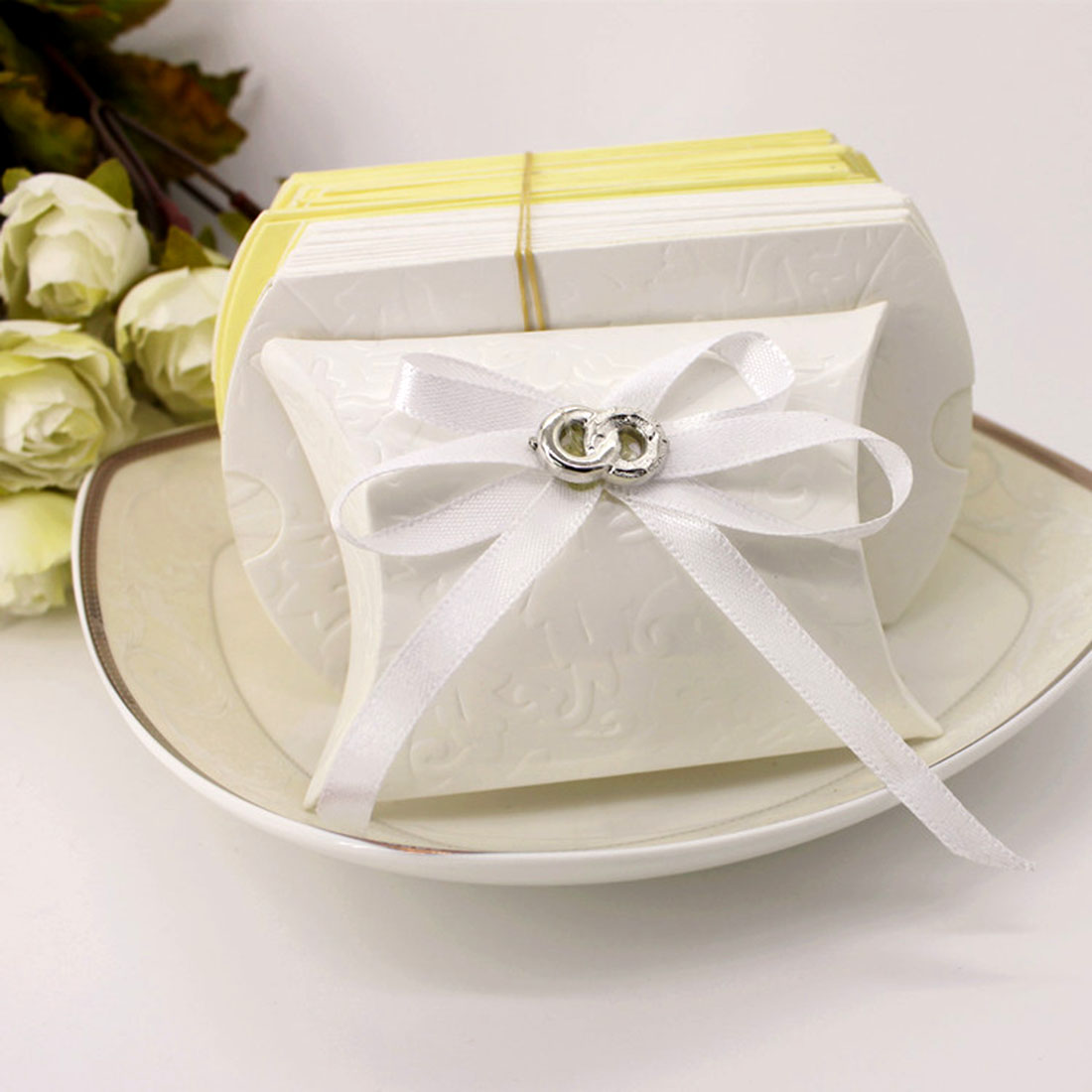 Wedding Favor Boxes Wedding Candy Box Party casamento mariage Wedding ...