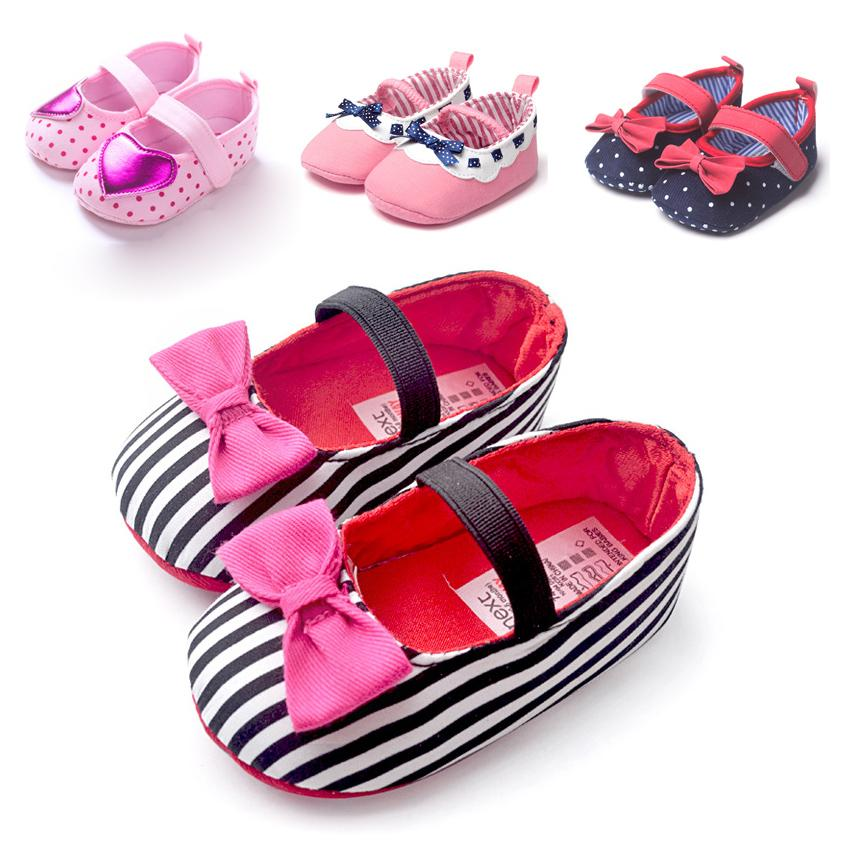0-1 years old baby shoes girls shoes fashion princess single shoes girls toddler shoes soft sole breathabel baby first walkers(China (Mainland))