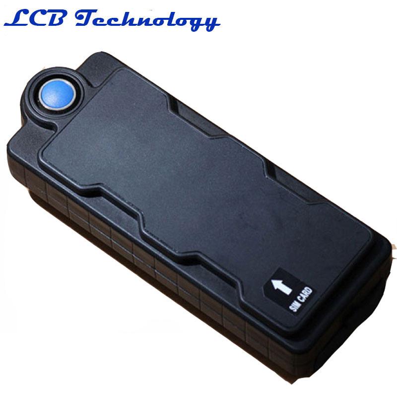 Купить TK10 GPS Трекер 10000 мАч Большая Батарея Сильная Сила Магнита Активов банка Лодка Anti theft Падение Сигнализации Автомобильный GPS Трекер позиции