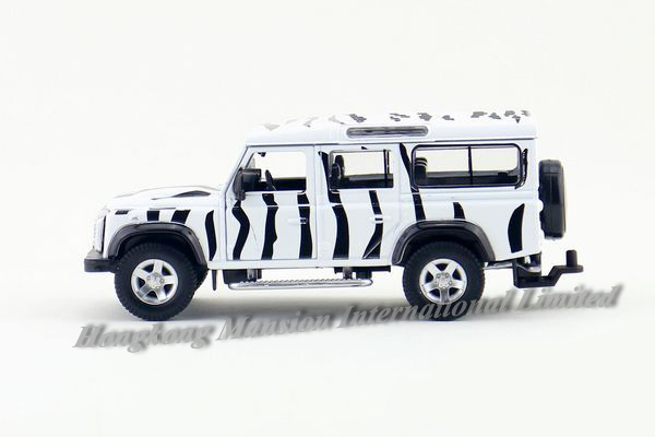 136 zebra-stripe For TheLand Rover Defender (4)