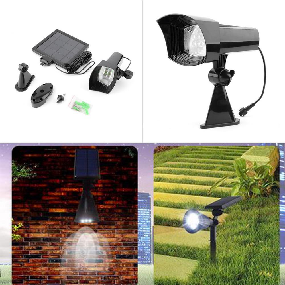 hot big 3w solar lamp outdoor durable waterproof With outdoor solar lights big w
