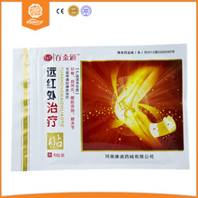 New Chinese Medical Pain Relieving Patch Back Pain Plaster 6 Patches box 7 10 cm Neck
