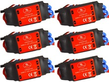6PCS simonk30A Brushless Motor Speed Controller Control RC BEC ESC for T-rex 450 Helicopter(China (Mainland))