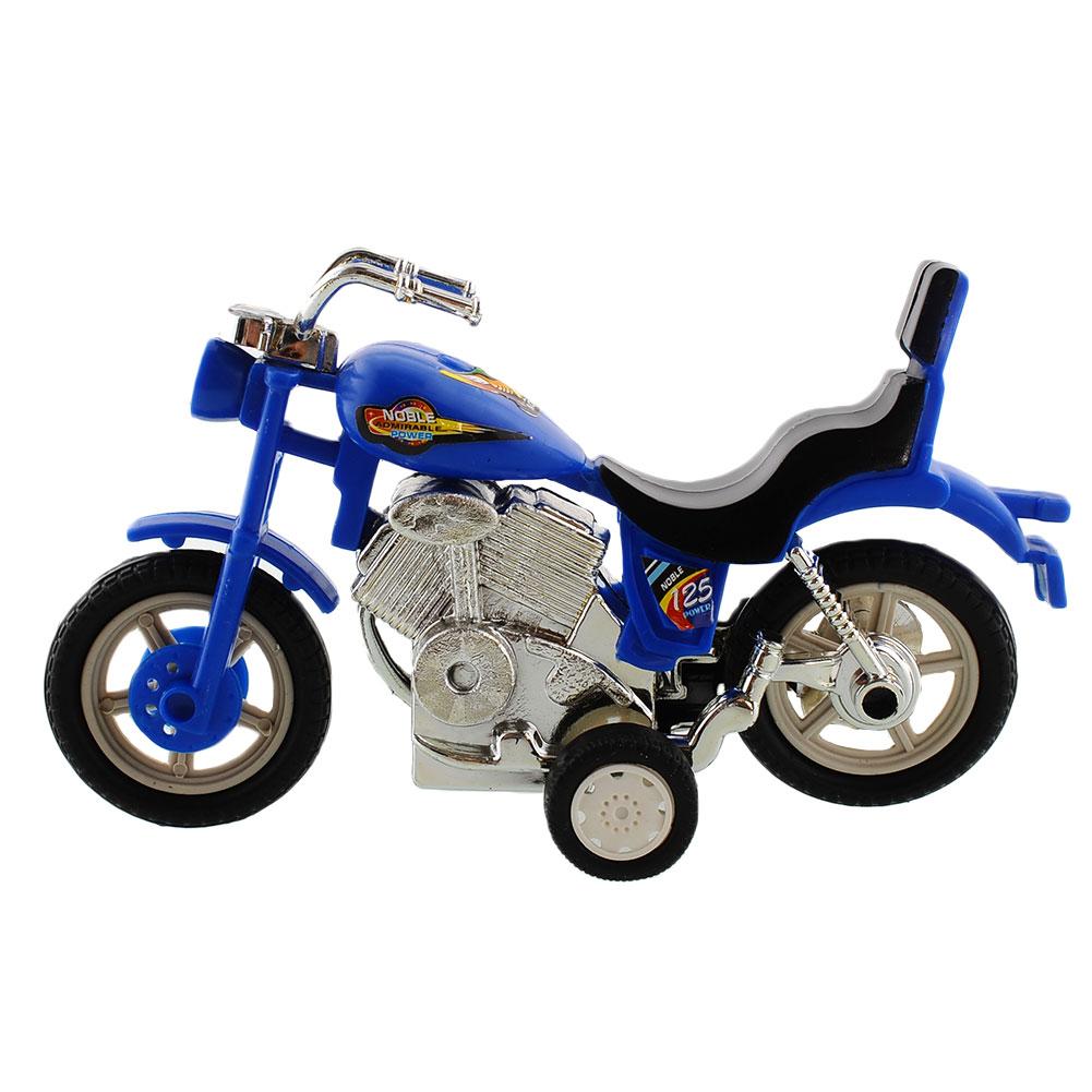 Plastic Interest Assortment Sport Exchange Youngsters Boys & Women Current Motorbike Bike Toy Mannequin Random