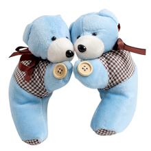 High Quality 1 Pair Baby Kid Nursery Bedroom Cartoon Bear Curtain Tieback Holder Buckle Free Shipping Wholesale Top Sale(China (Mainland))