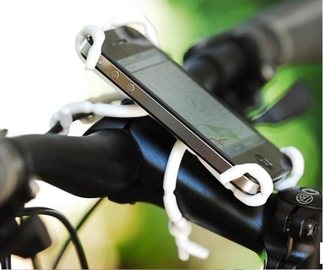 Как сделать держатель телефона для велосипеда своими руками 86