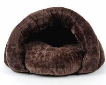 Осень зима собака кошки теплые мягкие дом doggy мода питомники щенок кровать животное собака кошачьих туалетов домашних животных продуктов гнездо 1 шт. S M