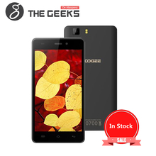 New Original Doogee X5 X5C MTK6580 1.5GHz Quad Core  5.0 Inch 1280*720 IPS 1GB RAM 8GB ROM 5.0MP 2400mAh 3G WCDMA Cell Phone
