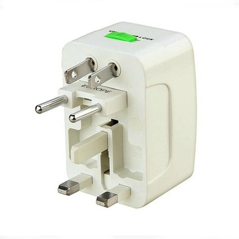 universal adapter plug socket comverter universal all in 1. Black Bedroom Furniture Sets. Home Design Ideas