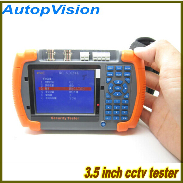 ST4000PRO With CE certification Factory provide cctv monitor tester<br><br>Aliexpress