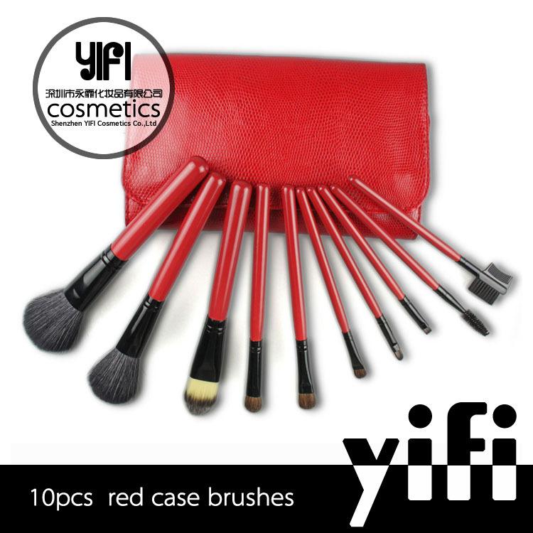 brush makeup brush set professional makeup brush brush sets 10 base support OEM/ODM eBay sales of cosmetic brush<br><br>Aliexpress